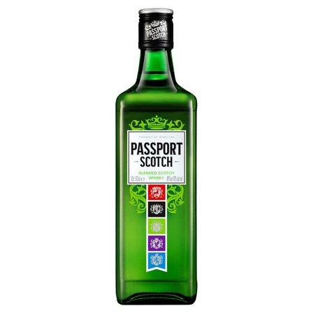 PASSPORT Scotch Szkocka Whisky typu blended (1)