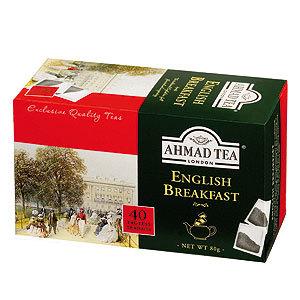 AHMAD English Breakfast Herbata czarna (40 tb.) (1)