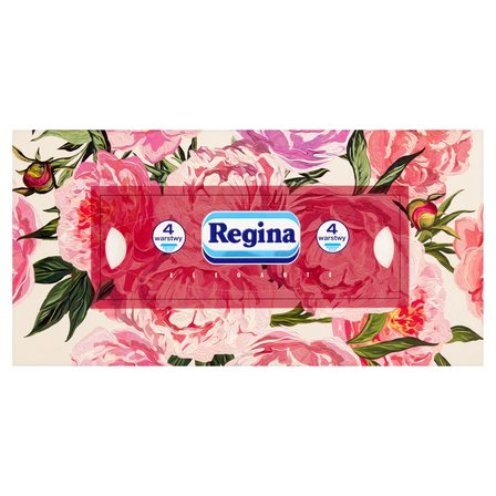 REGINA Delicatis Chusteczki kosmetyczne 4 warstwowe (5)
