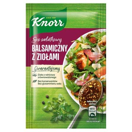 KNORR Sos sałatkowy balsamiczny z ziołami (1)