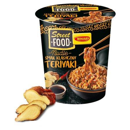 WINIARY Street Food Nudle Danie instant smak klasyczny teriyaki (1)