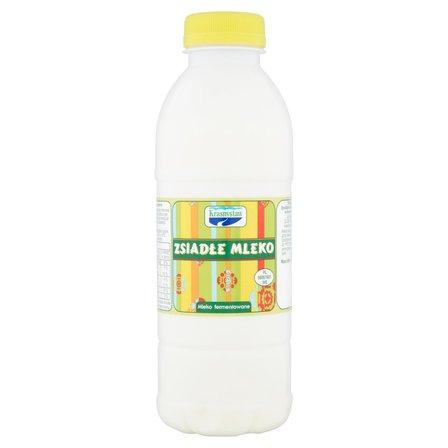 KRASNYSTAW Zsiadłe mleko (1)