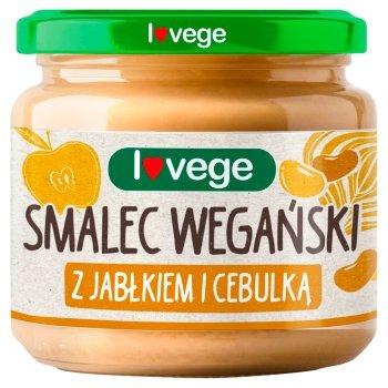 Sante Smalec wegański z jabłkiem i cebulką 175 g (1)