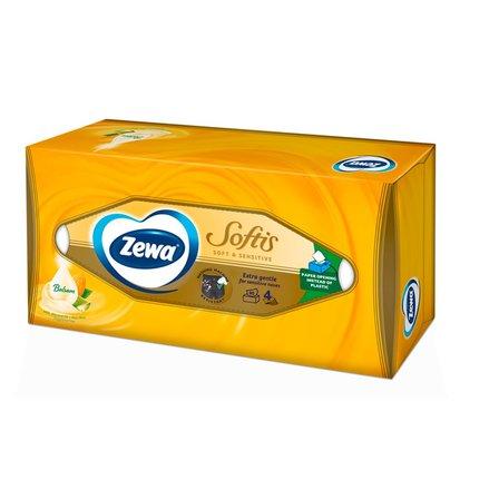 ZEWA Softis Balsam with Almond Oil + Aloe Vera Chusteczki higieniczne (1)