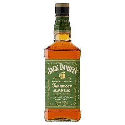 Jack Daniel's Apple Likier 700 ml (1)