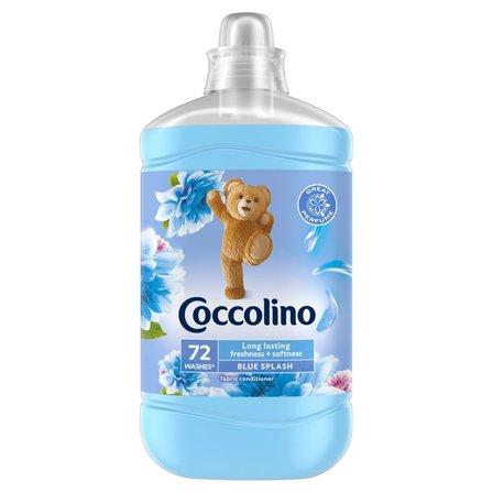 COCCOLINO Blue Splash Płyn do płukania tkanin koncentrat (72 prania) (1)