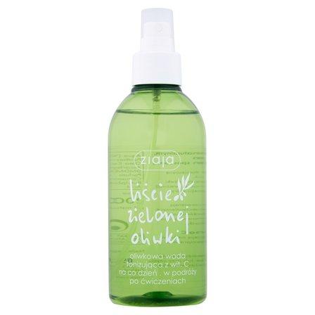 ZIAJA liście zielonej oliwki oliwkowa woda tonizująca z wit. C (1)