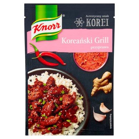 KNORR Przyprawa Koreański Grill (1)