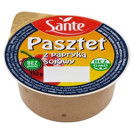 Sante pasztet sojowy z papryką (1)