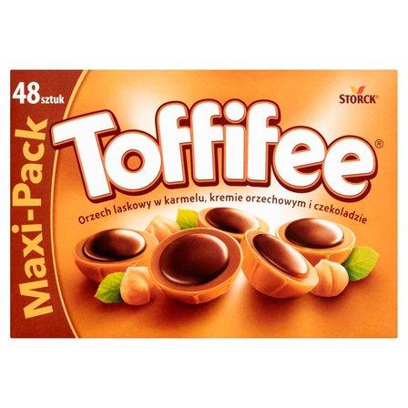 STORCK Toffifee Orzech laskowy w karmelu kremie orzechowym i czekoladzie (1)