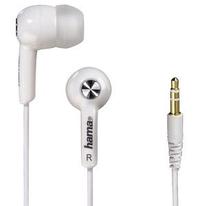 HAMA Słuchawki douszne HK2103 białe (1)
