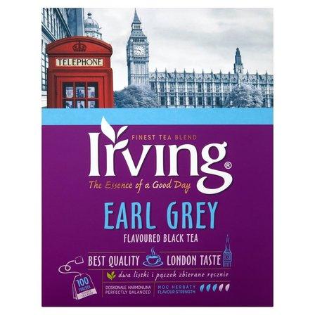 IRVING Earl Grey Herbata czarna aromatyzowana (100 tb.) (2)
