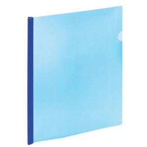 GRAND Skoroszyt zaciskowy A4 niebieski (1)