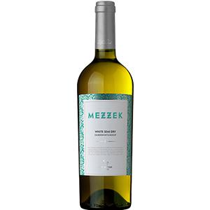 MEZZEK Chardonnay&Muscat Wino białe półwytrawne Bułgaria (1)