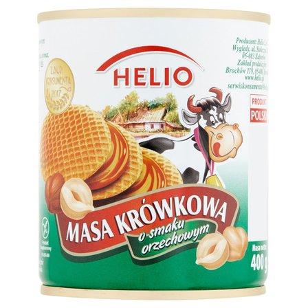 HELIO Masa krówkowa o smaku orzechowym (2)