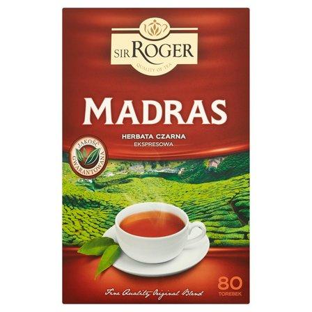 SIR ROGER Madras Herbata czarna ekspresowa (80 tb.) (4)