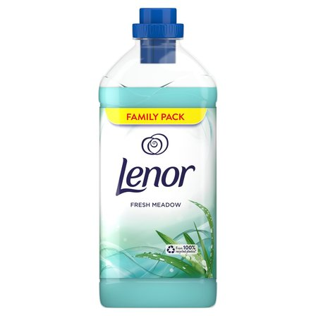 LENOR Fresh Meadow Płyn do płukania tkanin (60 prań) (1)