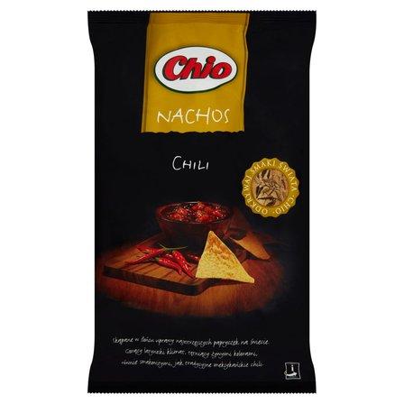 CHIO Nachos Chilli con carne Chipsy kukurydziane (1)