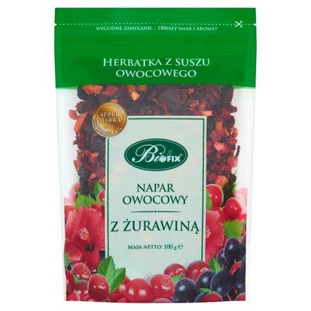 BiFIX Napar owocowy z żurawiną Herbatka z suszu owocowego (1)