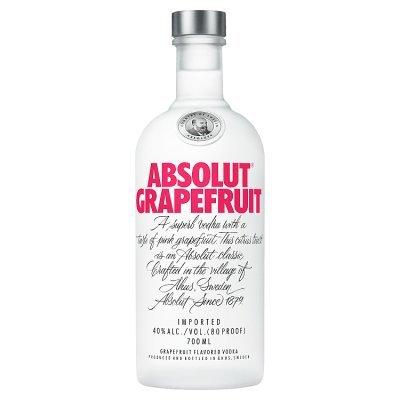 Absolut Grapefruit Wódka 700 ml (1)