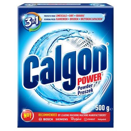 CALGON 3w1 Proszek do pralek przeciw osadzaniu się kamienia (20 prań) (1)