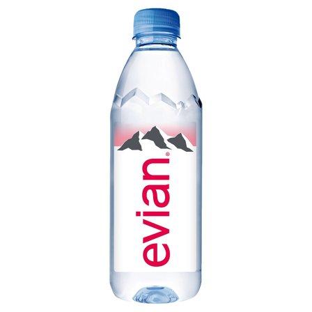 EVIAN Naturalna woda mineralna niegazowana (1)