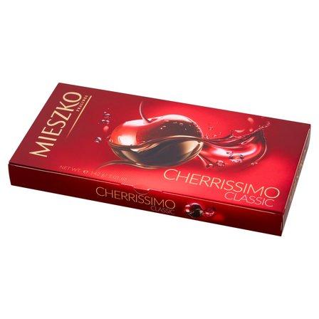 MIESZKO Cherrissimo Classic Praliny z wiśnią w alkoholu (1)