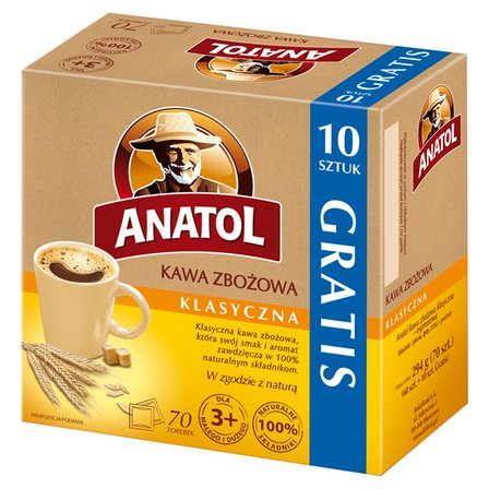 ANATOL Kawa zbożowa klasyczna (70 tb.) (1)