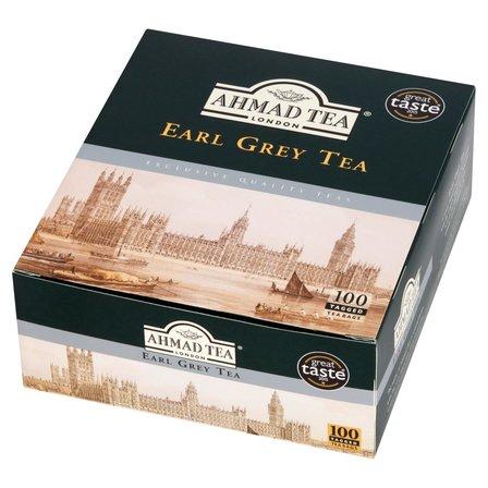 AHMAD Tea Earl Grey Herbata czarna (100 tb.) (1)