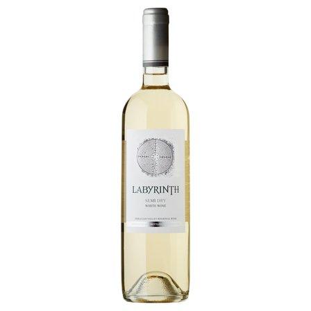 LABYRINTH Wino białe półwytrawne Bułgaria (1)