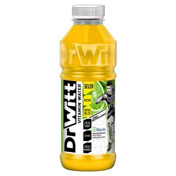 DrWitt Vitamin Water Napój o smaku grejpfruta i aloesu 550 ml (1)