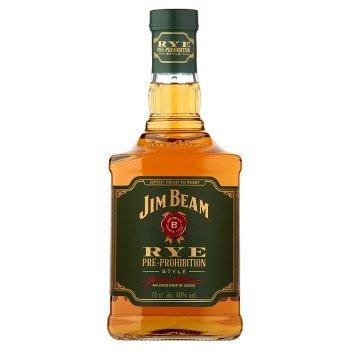 JIM BEAM RYE KENTUCKY STRAIGHT RYE WHISKEY 70 CL (1)