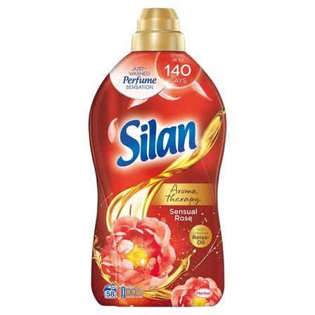 SILAN Aromatherapy Sensual Rose Płyn do zmiękczania tkanin (58 prań) (1)