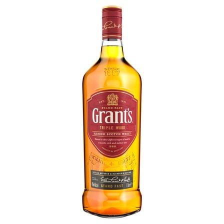 GRANT'S Triple Wood Scotch Whisky (1)