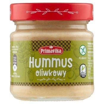 Primavika Hummus oliwkowy 160 g (1)