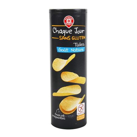 WIODĄCA MARKA Chipsy ziemniaczane solone (1)