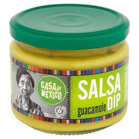 CASA DE MEXICO Salsa Guacamole Dip (2)