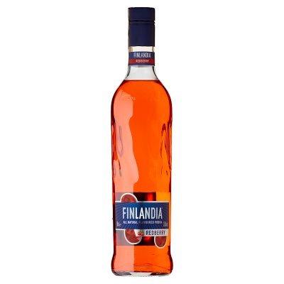 Finlandia Redberry Wódka smakowa 700 ml (1)