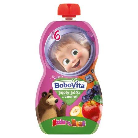 BoboVita Mus jagody i jabłka z bananem po 6 m-cu (1)
