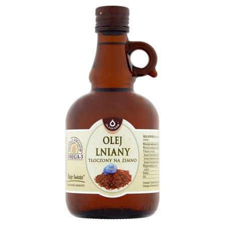 OLEOFARM Olej lniany (1)