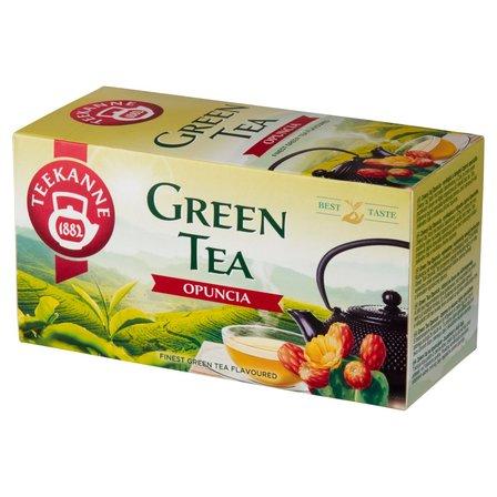 TEEKANNE Green Tea Opuncia Aromatyzowana herbata zielona (20 tb.) (1)