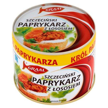GRAAL Szczeciński paprykarz z łososiem (1)