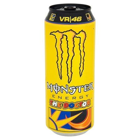 MONSTER Energy The Doctor Gazowany napój energetyzujący (1)
