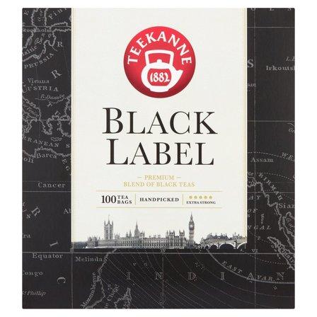 TEEKANNA Black Label Herbata czarna (100 tb.) (2)