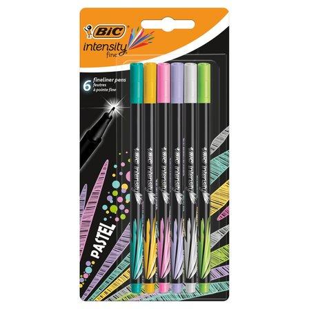 BIC Intensity Fine Pastel Cienkopisy miks kolorów (1)