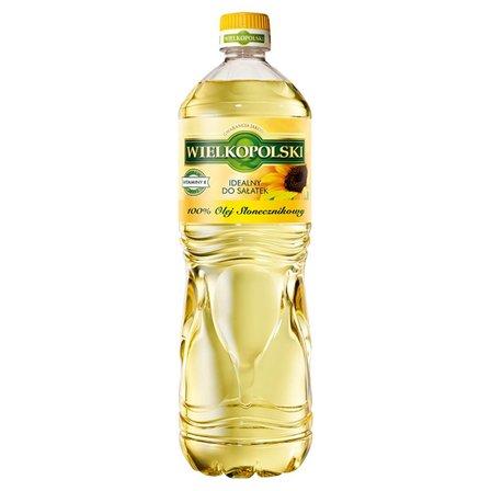 WIELKOPOLSKI Olej słonecznikowy (1)
