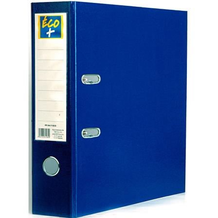 ECO+ Segregator Biurowy A4 70mm Niebieski (1)