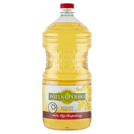 WIELKOPOLSKI 100% Olej rzepakowy (1)