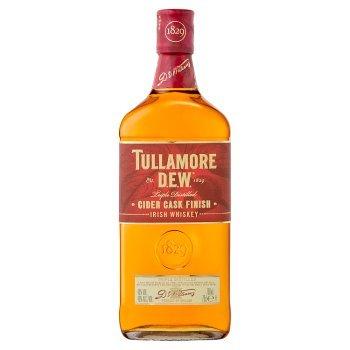 Tullamore D.E.W. Cider Cask Irlandzka whiskey 700 ml (1)
