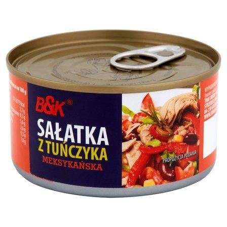B&K Sałatka z tuńczyka meksykańska (1)